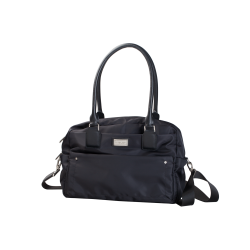 Bag with Makeup Cases Black