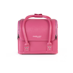 Professional Makeup Case Pink (MB162)