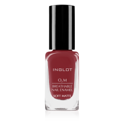 O2M Breathable Nail Enamel SOFT MATTE 530